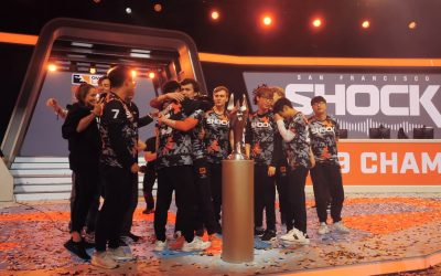 San Francisco Shock ganador del Overwatch League