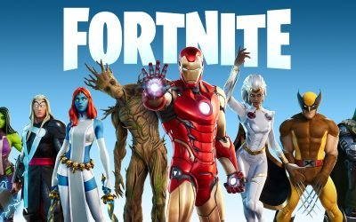 Fortnite Temporada 5: ¿más historia de Marvel?