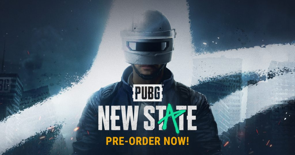 PUGB New State lanzamiento